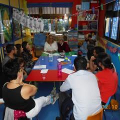 HABLEMOS DE EDUCACIÓN (Grupo debate)