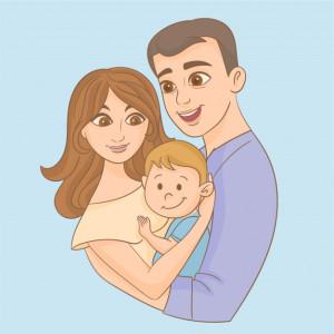 padre-madre-sosteniendo-su-hijo-brazos_61841-299