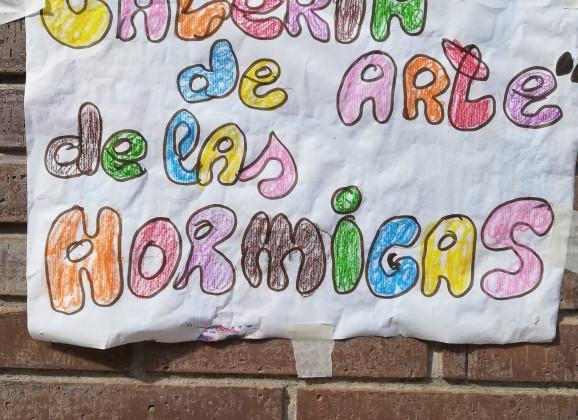 La Escuela se llena de artistas